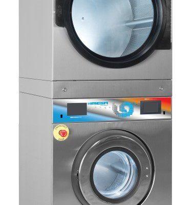 Tandem (Máquina de lavar com secador) - Máquinas de Lavar